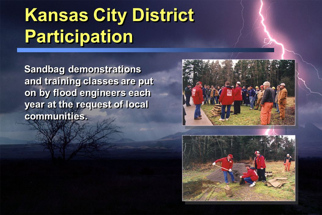 Kansas City District Participation