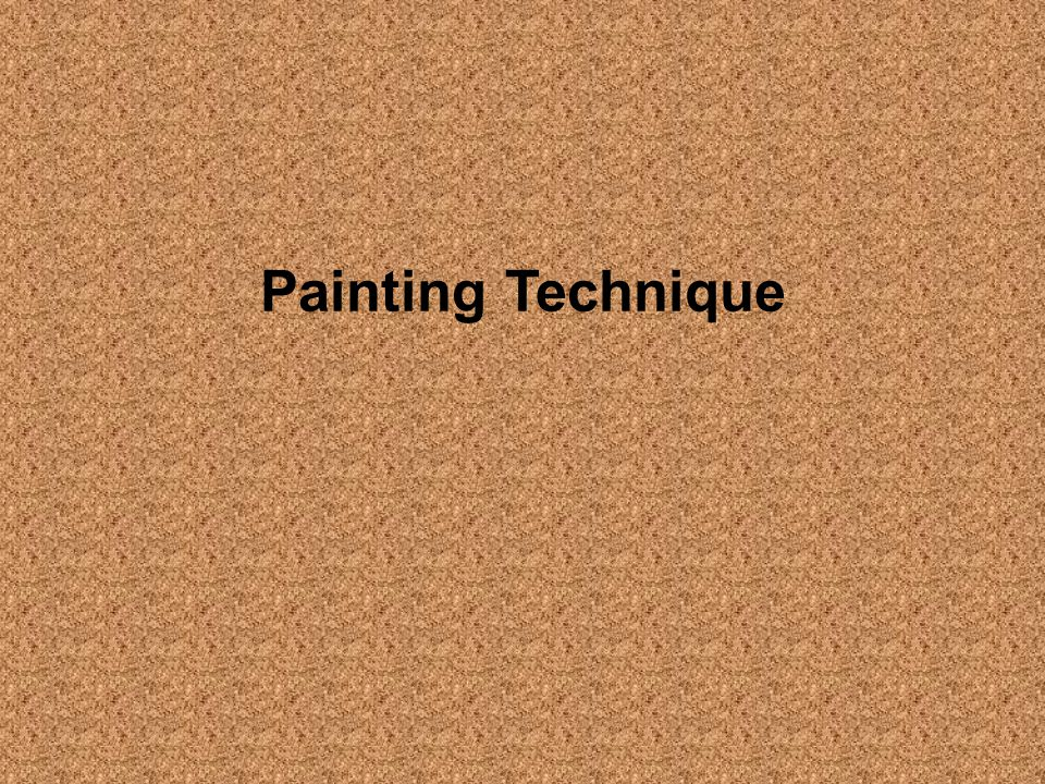 Painting Technique