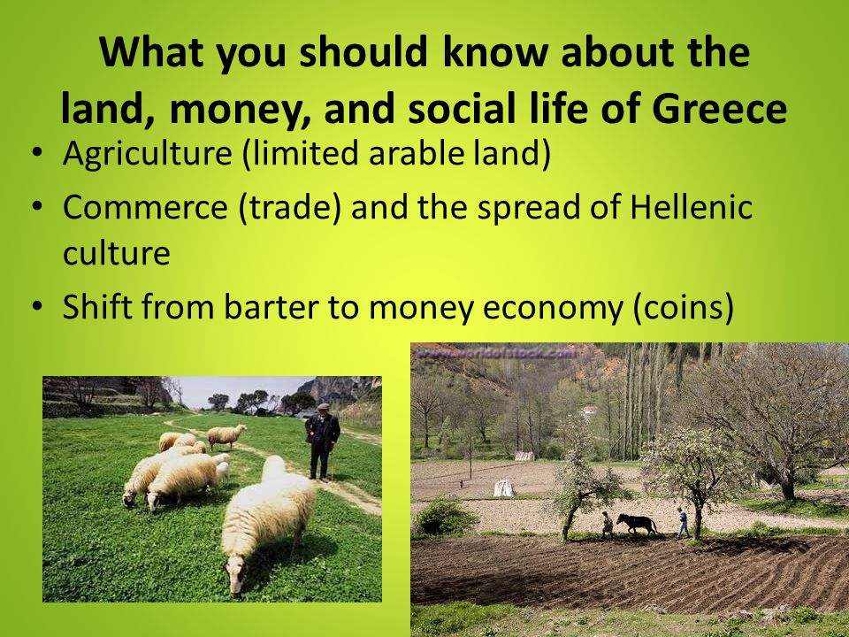 What you should know about the land, money, and social life of Greece