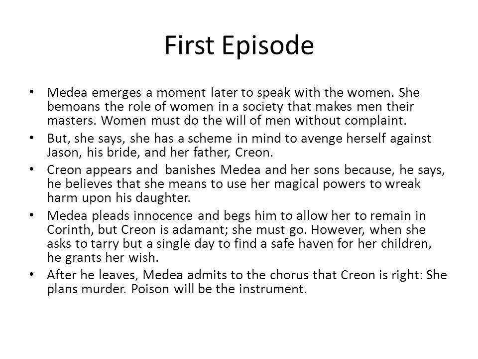 First Episode