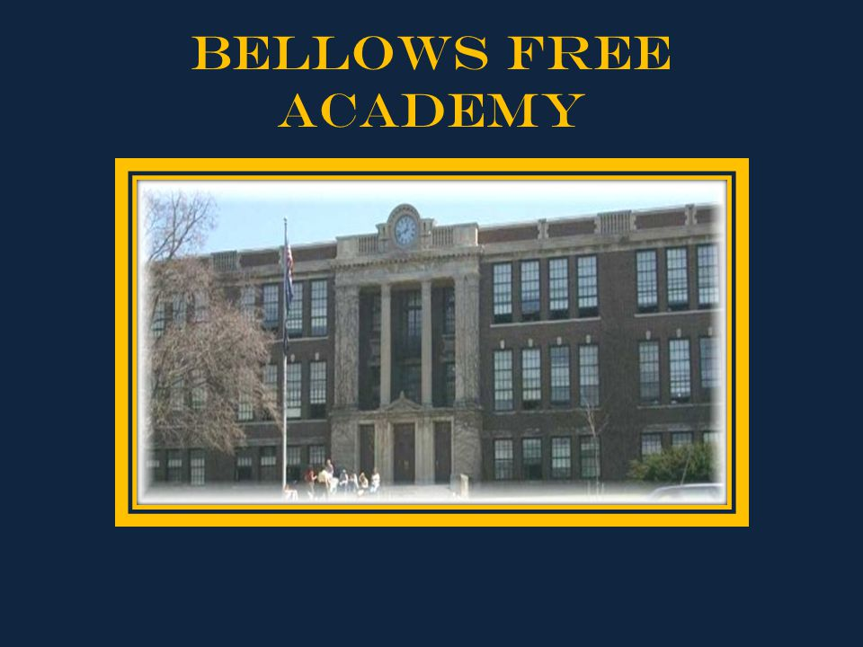 Bellows Free Academy