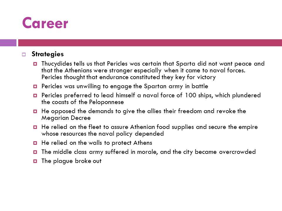 Career Strategies.