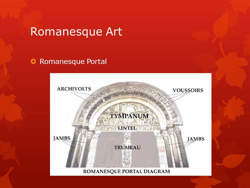 Romanesque Art Romanesque Portal