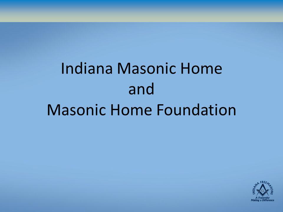 Indiana Masonic Home and Masonic Home Foundation
