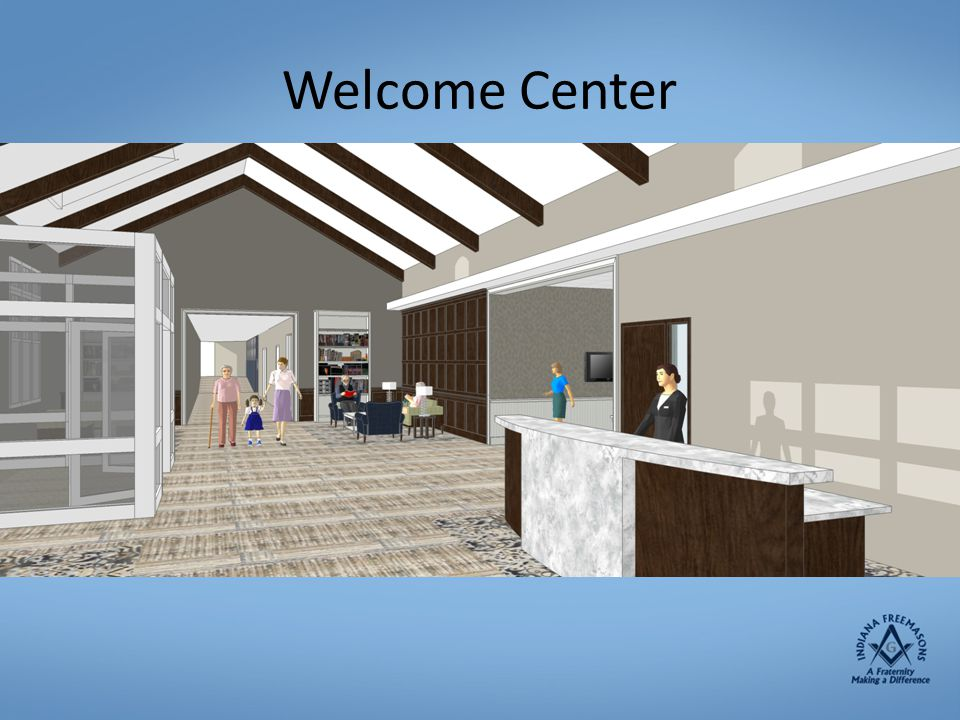 Welcome Center Welcome center