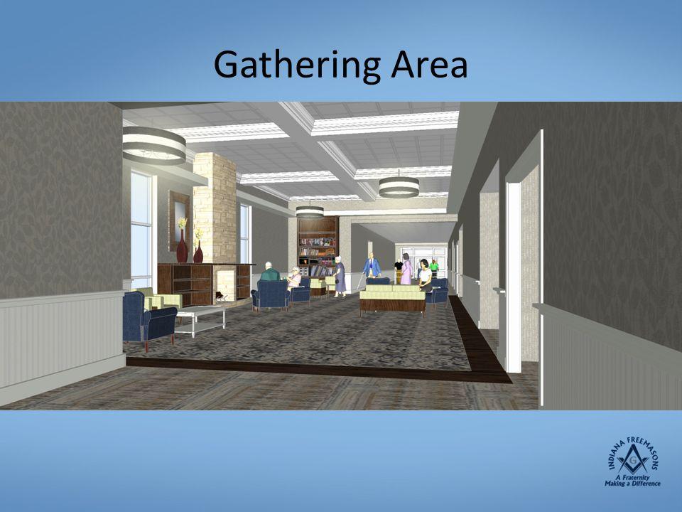 Gathering Area Gathering area