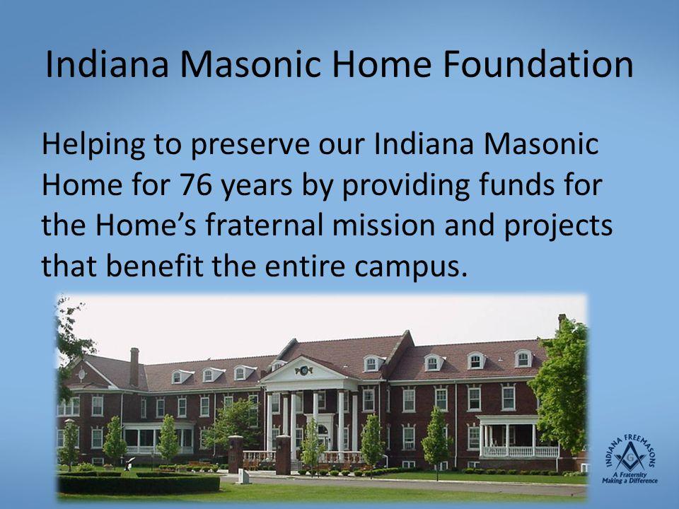 Indiana Masonic Home Foundation