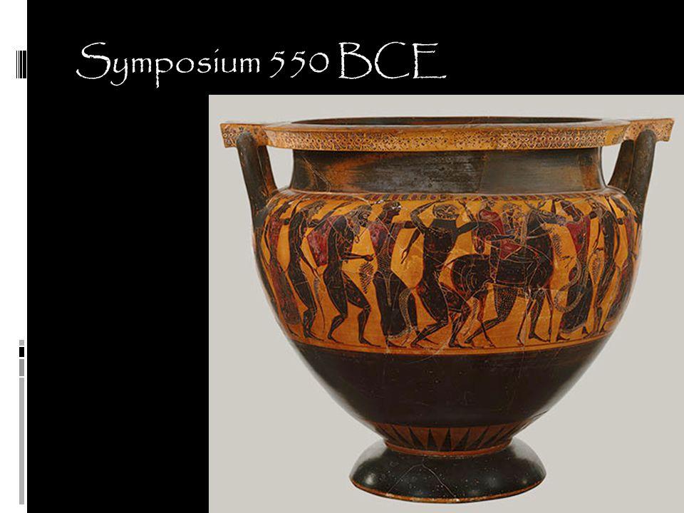 Symposium 550 BCE