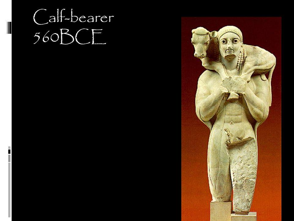 Calf-bearer 560BCE