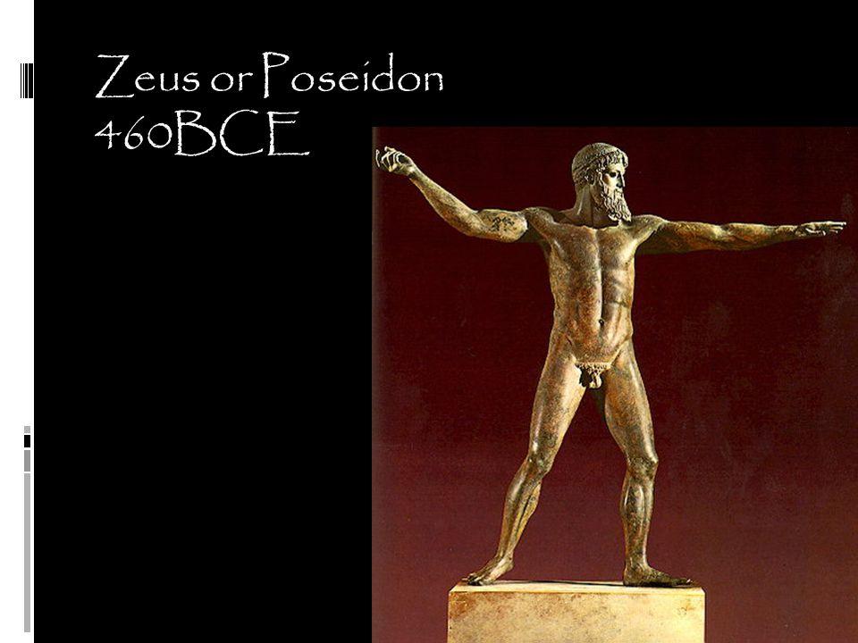 Zeus or Poseidon 460BCE