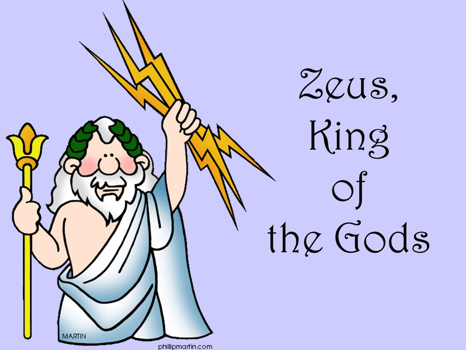 Zeus, King of the Gods