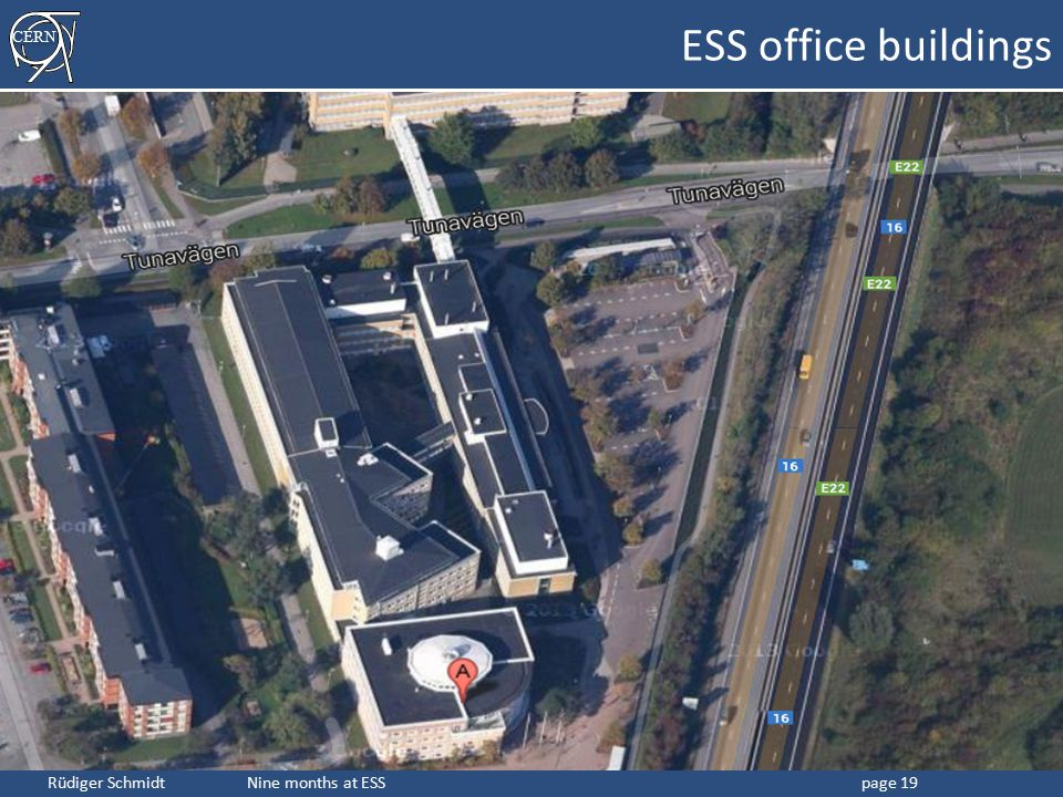 ESS office buildings