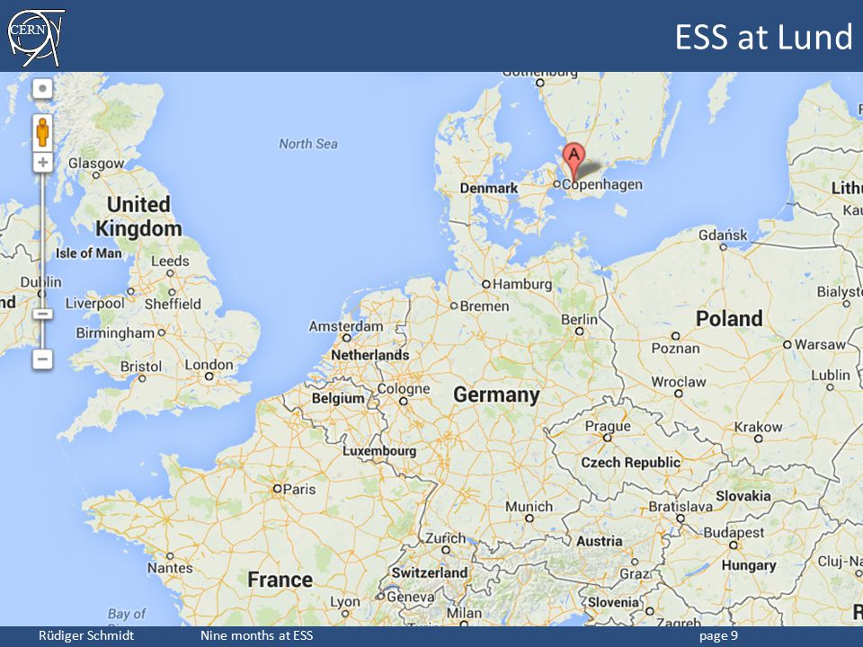 ESS at Lund