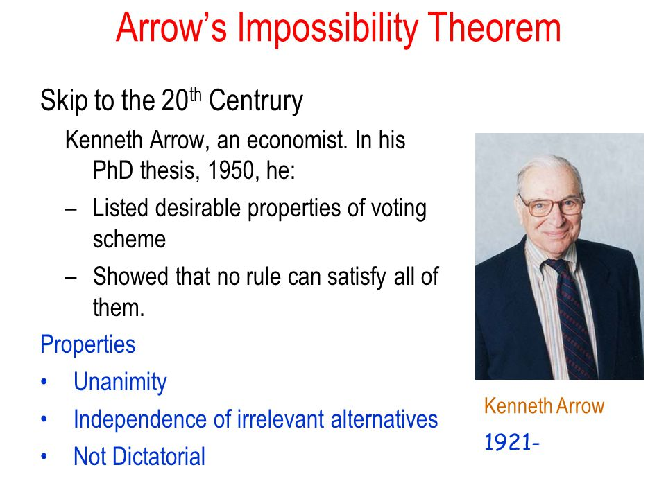 the unanimity thesis