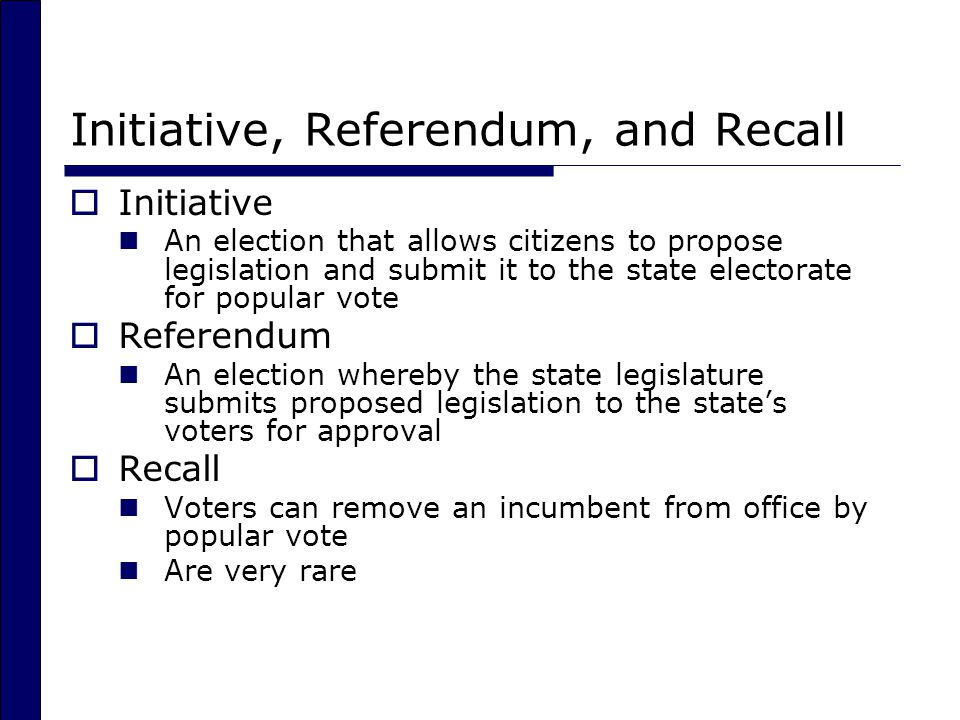 voting and elections chapter ppt download