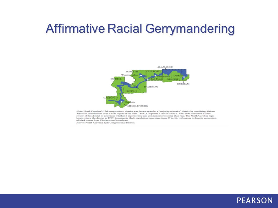 Affirmative Racial Gerrymandering
