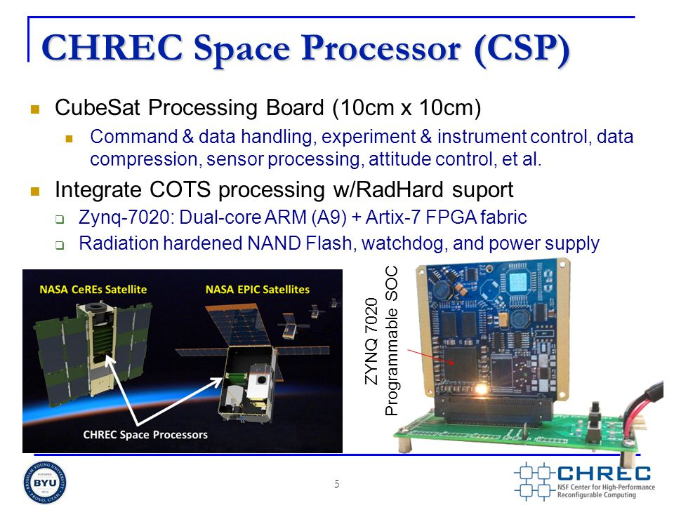 CHREC Space Processor (CSP)