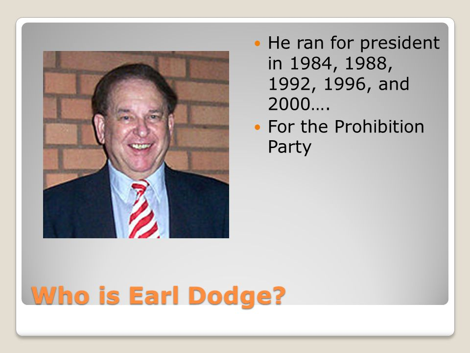 He ran for president in 1984, 1988, 1992, 1996, and 2000….