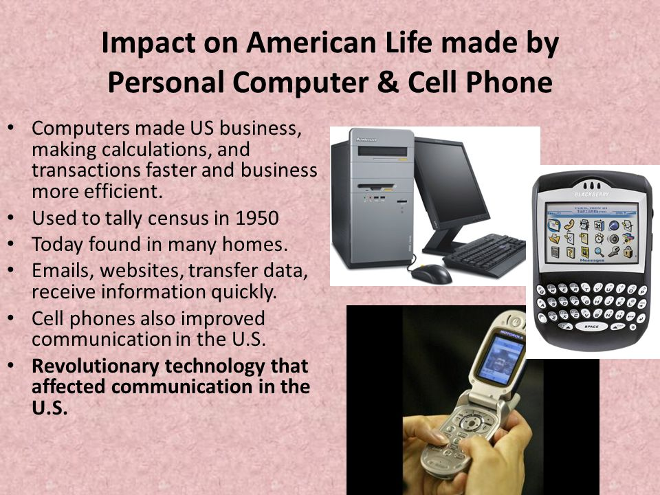 impact of technology on personal communications The continuous advances in technology have led to the appearance of numerous new methods of electronic communication, such as social networking websites, emails, voicemails, and video conferences.