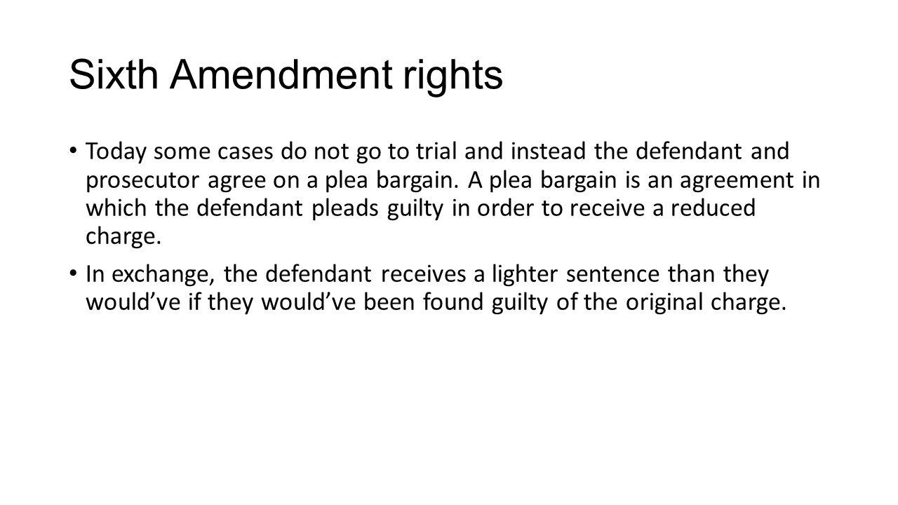 Sixth Amendment rights