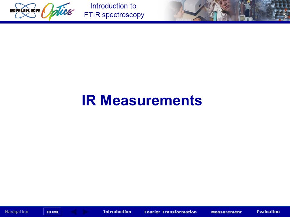 IR Measurements