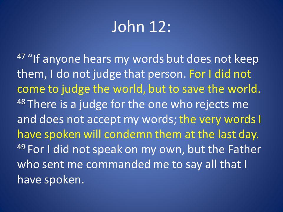 John 12: