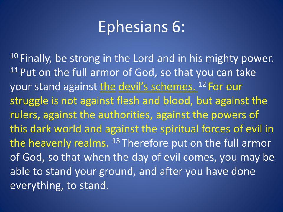 Ephesians 6: