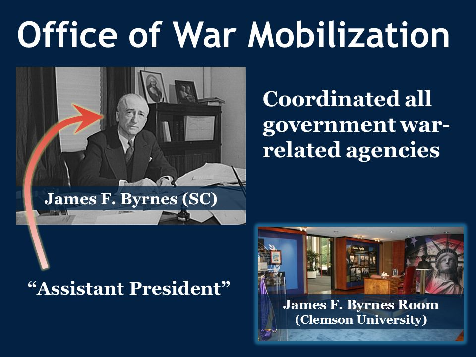 Office of War Mobilization
