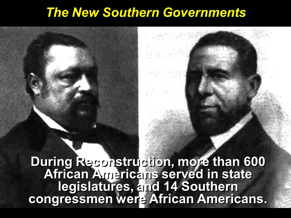 The New Southern Governments