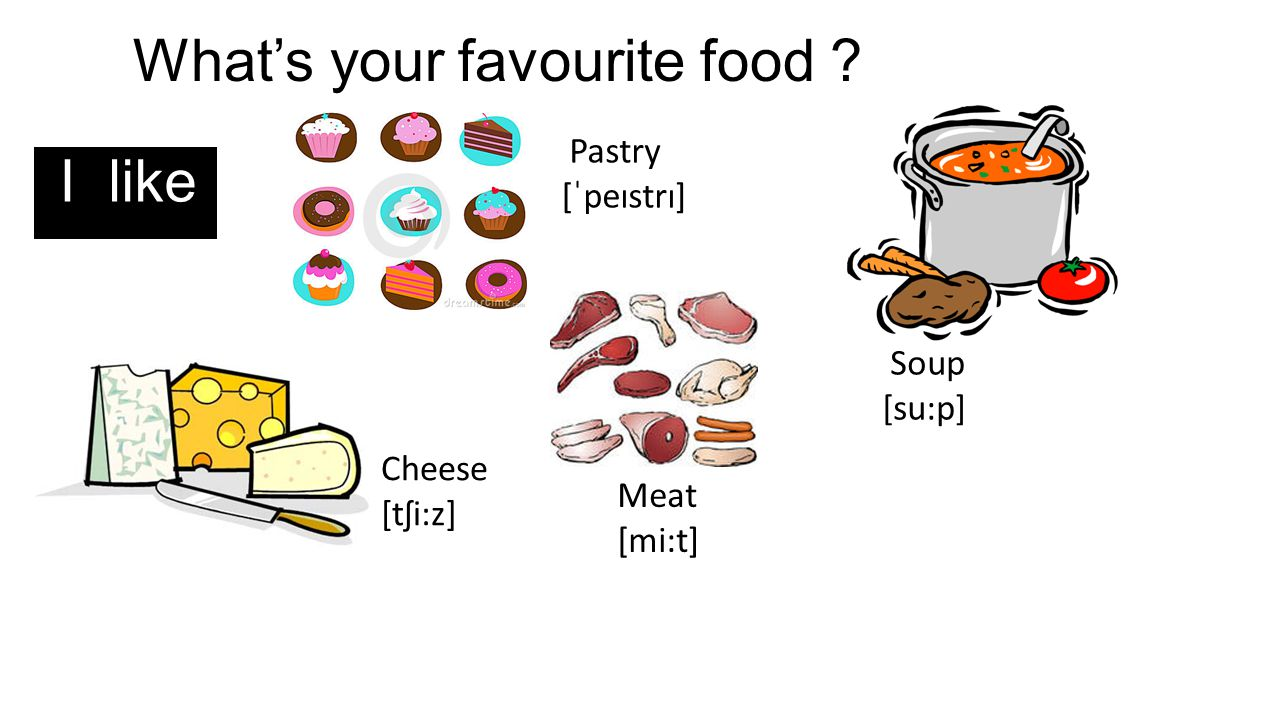 What's your favourite food