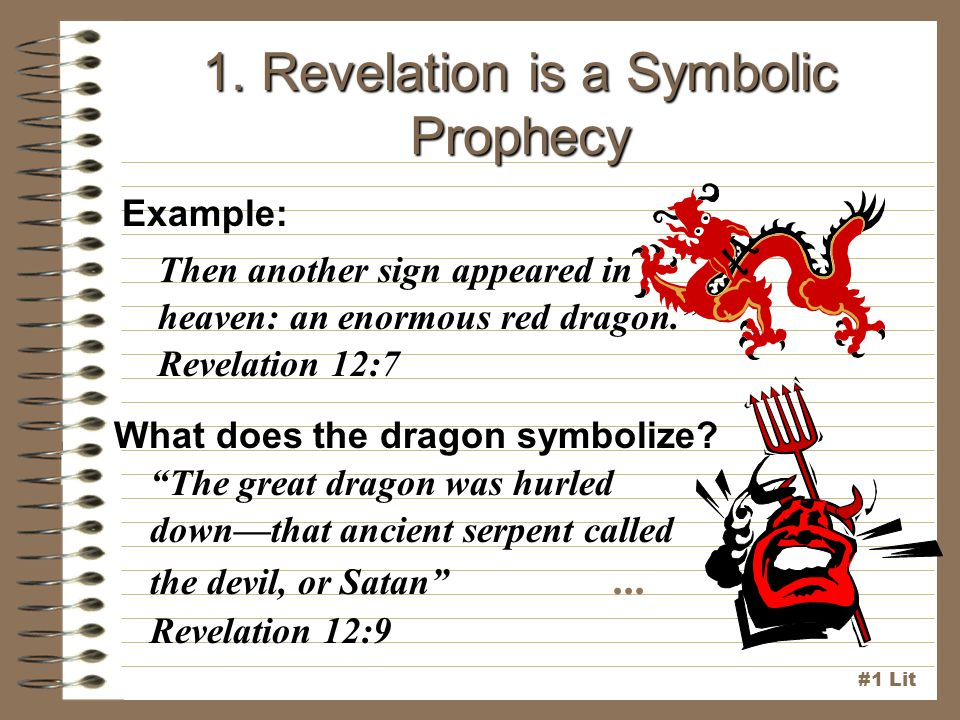 Revelation Now Advanced Seminar 9 Keys To Interpreting
