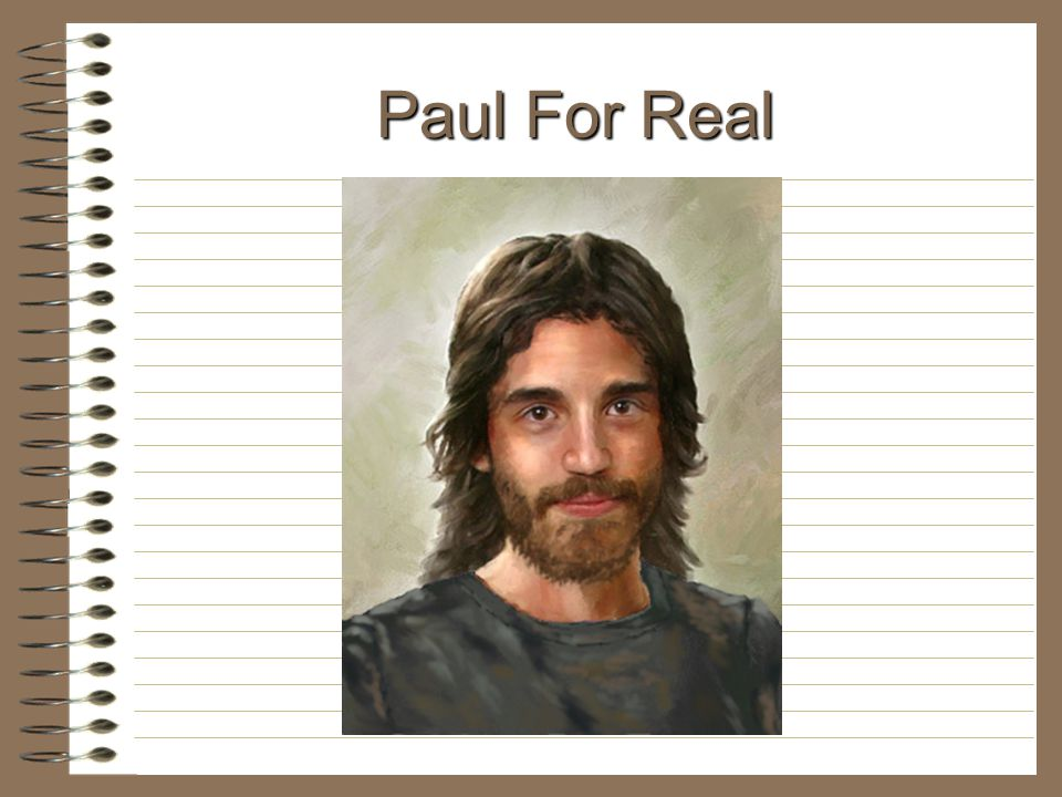 Paul For Real