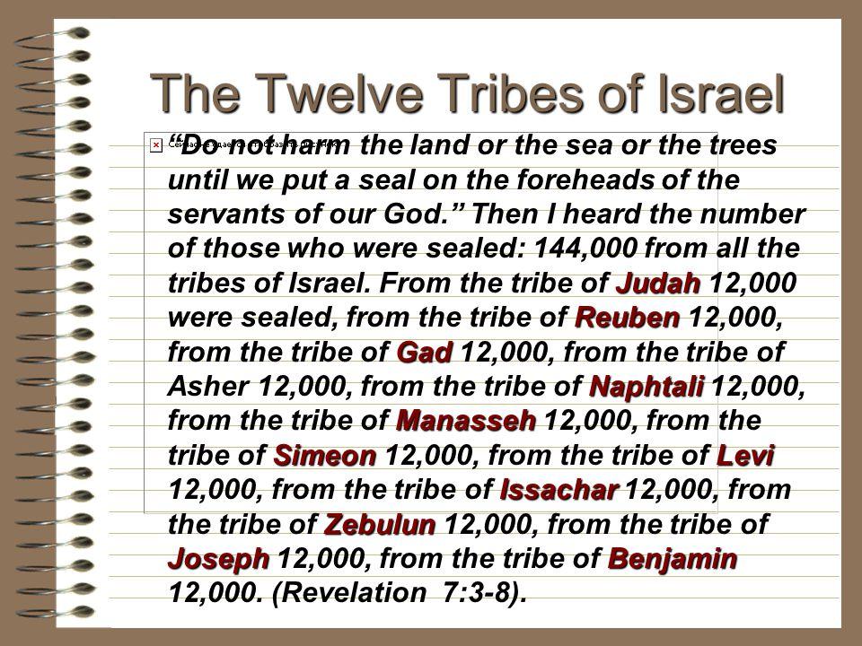 The Twelve Tribes of Israel