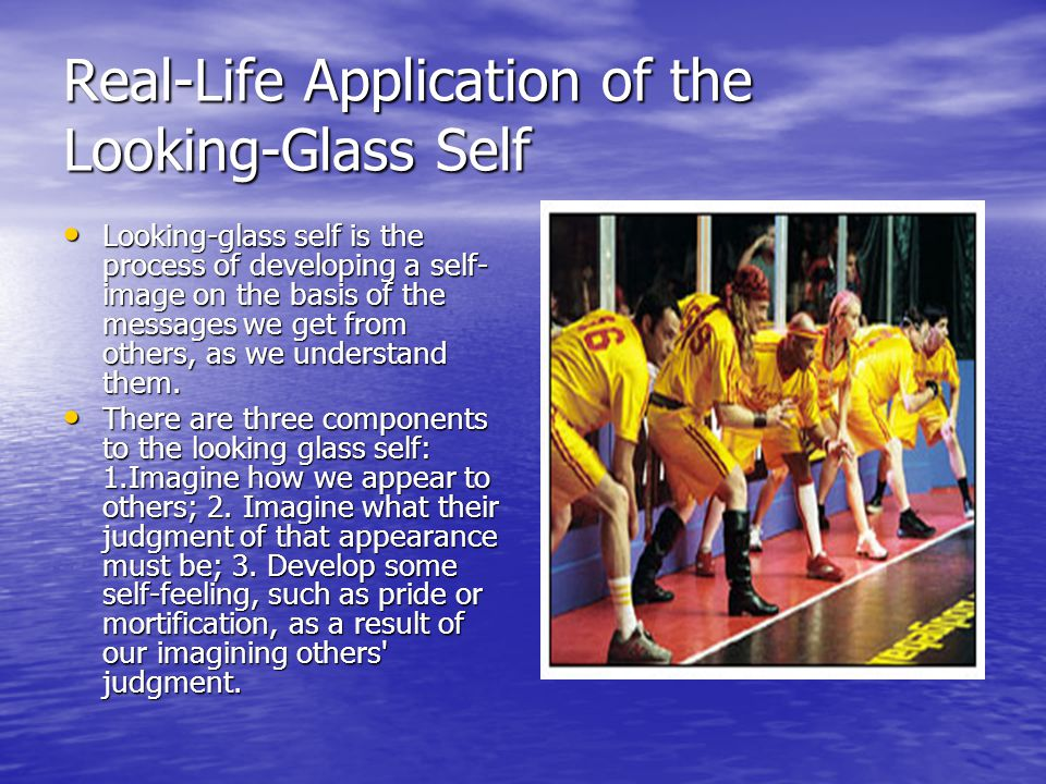 Real-Life Application of the Looking-Glass Self