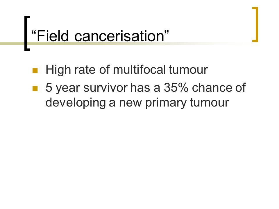 Field cancerisation