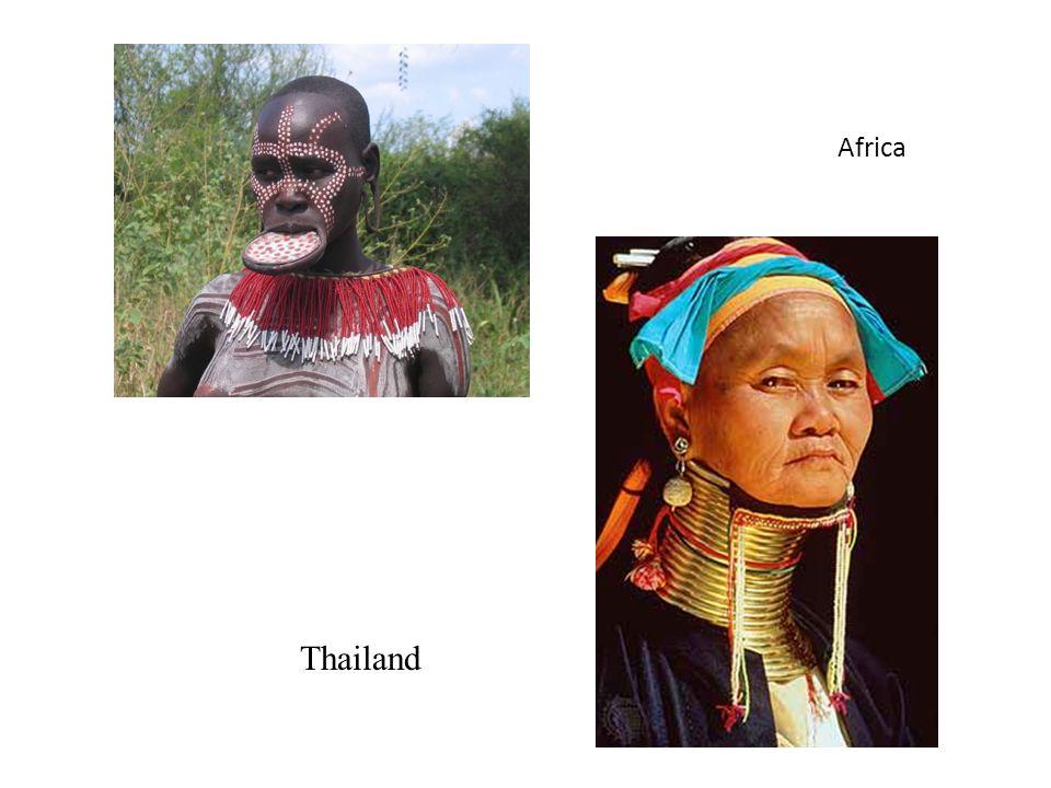 Africa Thailand
