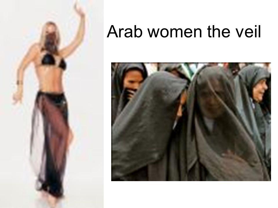Arab women the veil