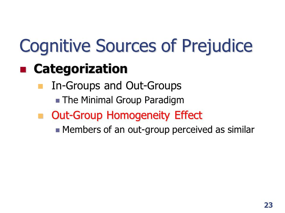 minimal group paradigm Minimal-group membership both increased children's preference  the so-called  minimal-group paradigm, in which participants are assigned.