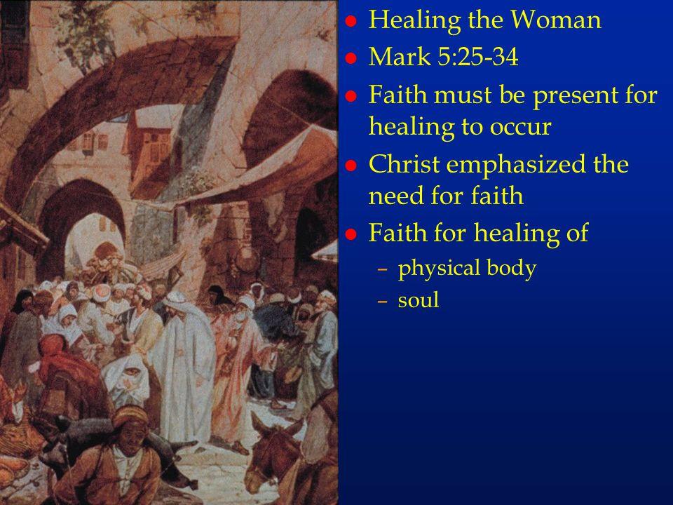 cc51 Healing the Woman Mark 5:25-34