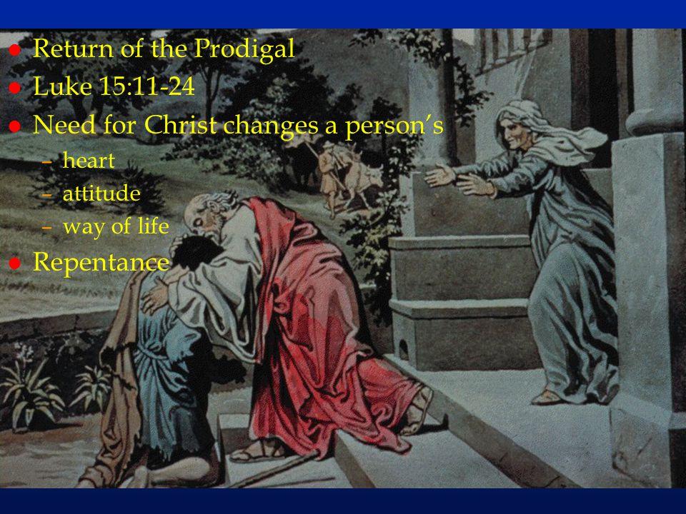 cc52 Return of the Prodigal Luke 15:11-24