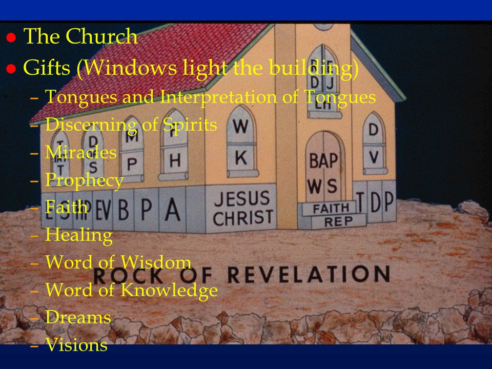 cc69 The Church Gifts (Windows light the building)