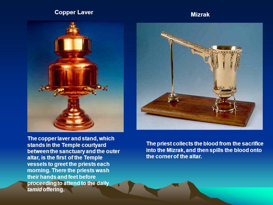 Copper Laver Mizrak.