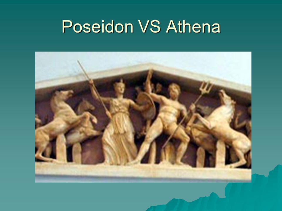 Poseidon VS Athena