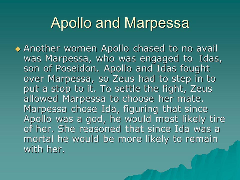 Apollo and Marpessa
