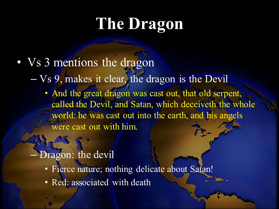 The Dragon Vs 3 mentions the dragon
