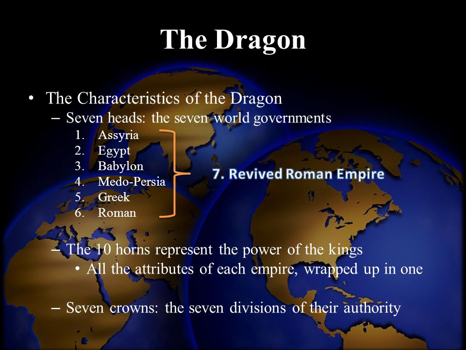 The Dragon The Characteristics of the Dragon
