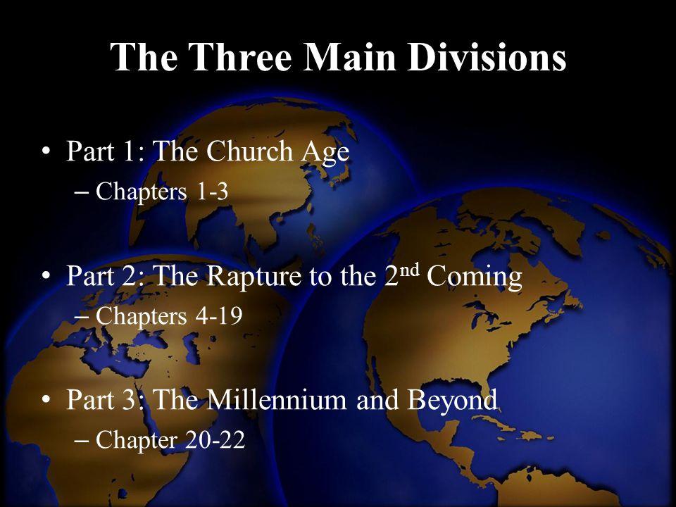 The Three Main Divisions