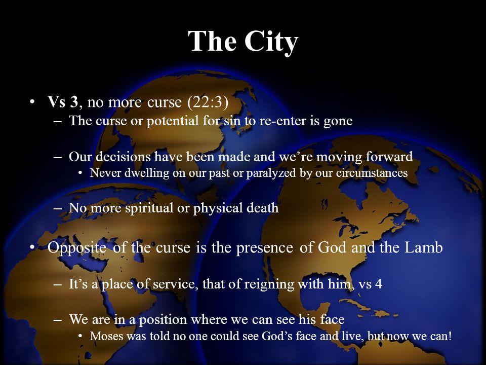 The City Vs 3, no more curse (22:3)