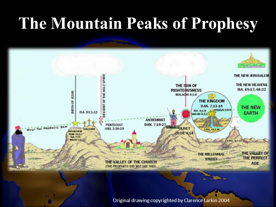 The Mountain Peaks of Prophesy