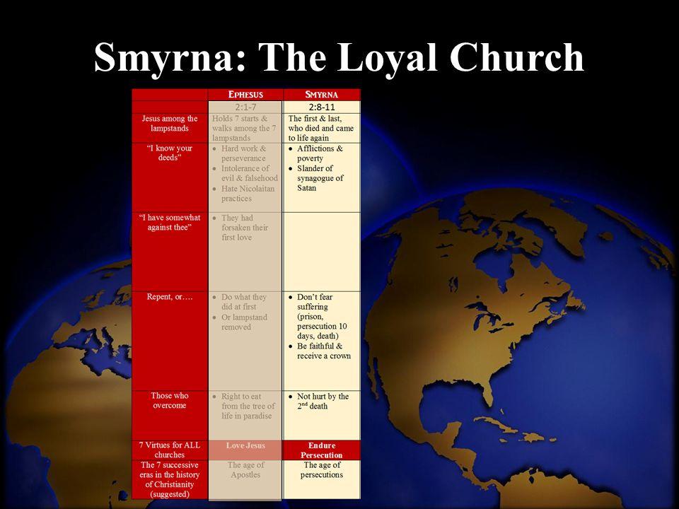 Smyrna: The Loyal Church